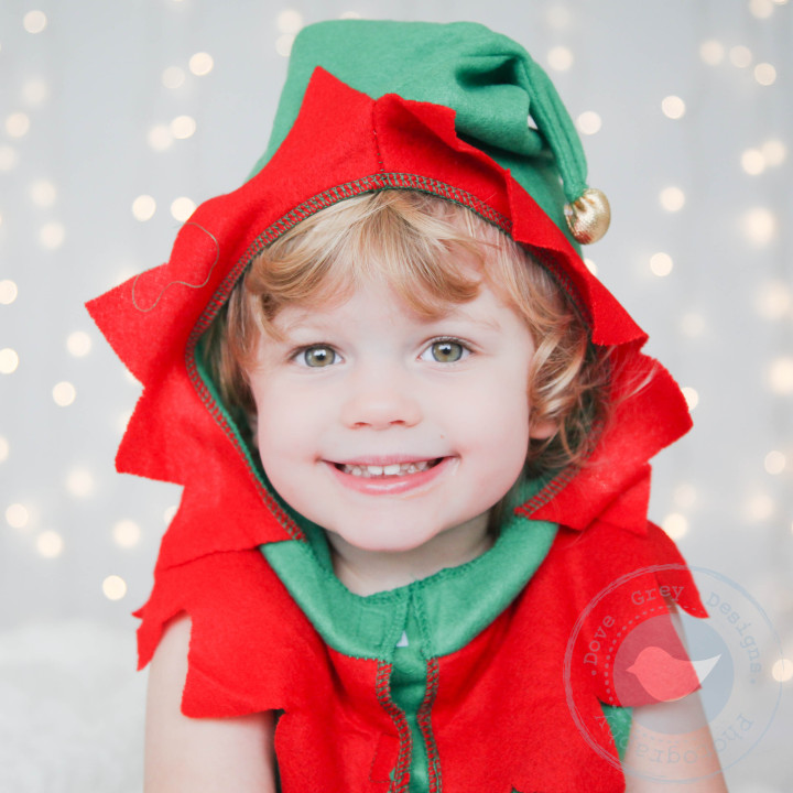 Amber and Lyra's Featured Christmas Session.