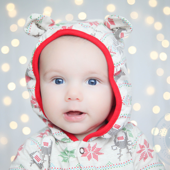 Leo's Featured Christmas Mini Session.