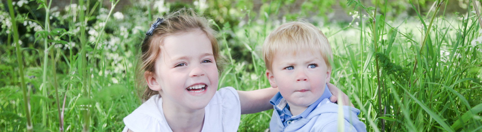 Relaxed Family Shoot in Bishops Waltham