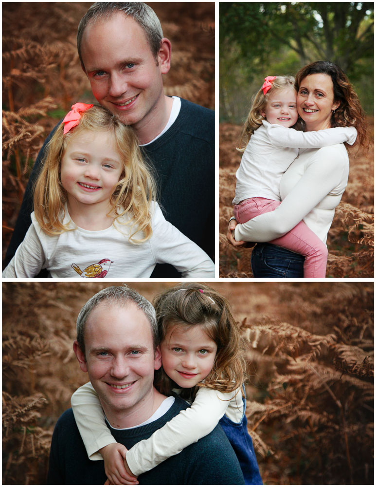 Relaxed family photoshoot in the woods.  Hampshire (5)