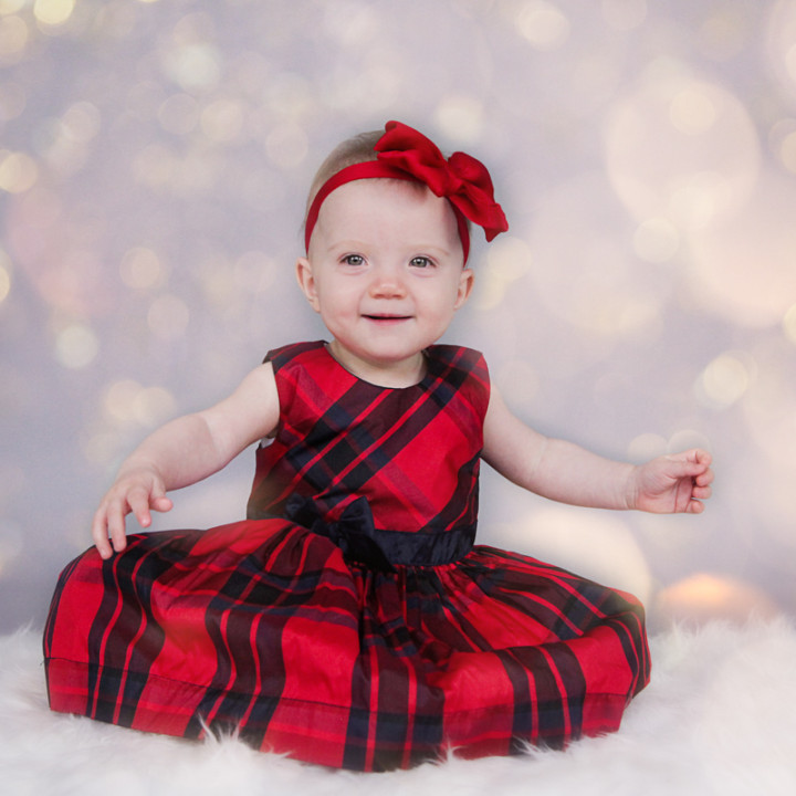 Rebecca's Christmas Mini Session