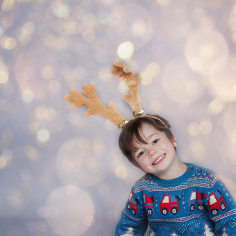 Ruben and Ezra's Christmas Mini Session