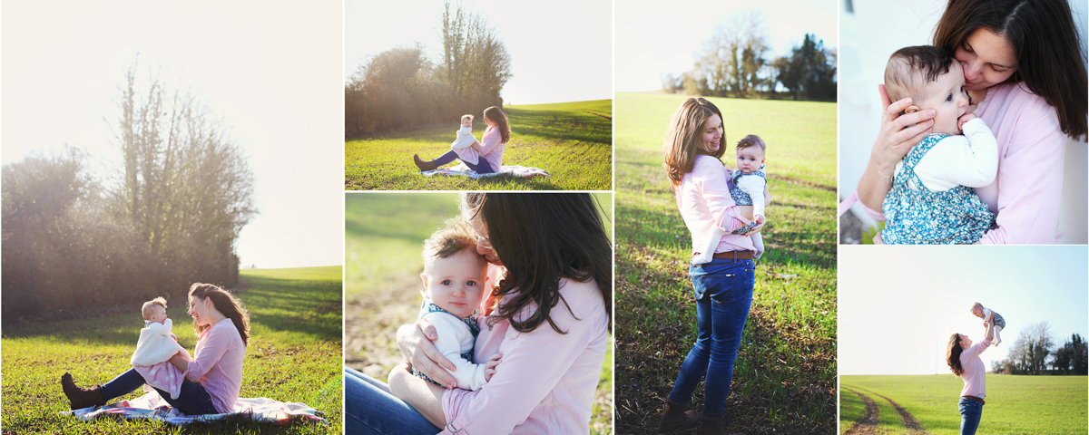 Mummy and Me Blossom Mini Sessions