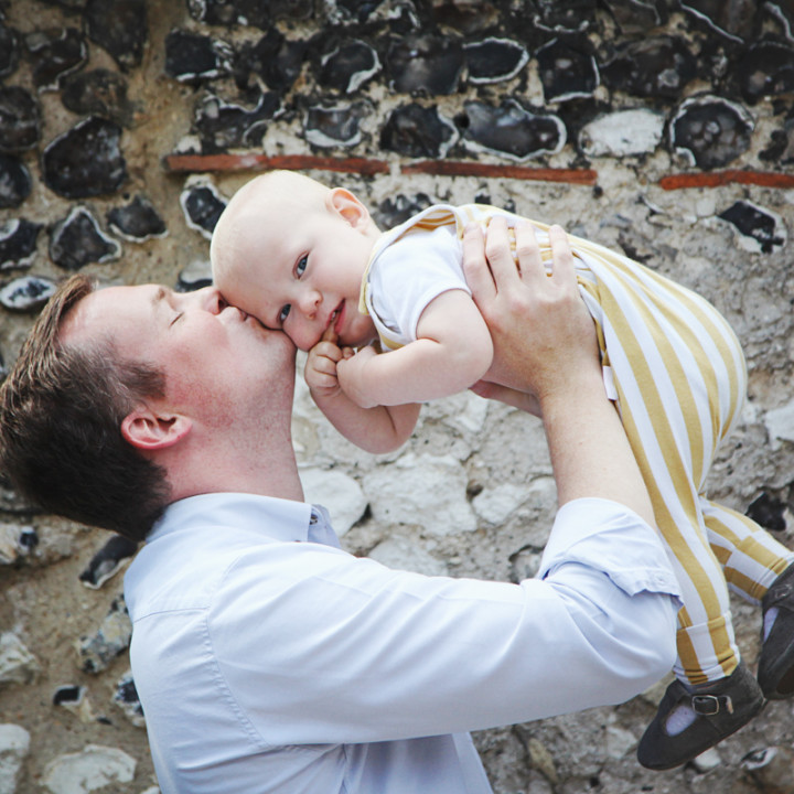 Ezra's First Birthday Photoshoot - Winchester, Hampshire